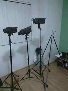 Nikon Cameras - HOYA filters - Tripod studio strobe &  Stands Parramatta Parramatta Area Preview
