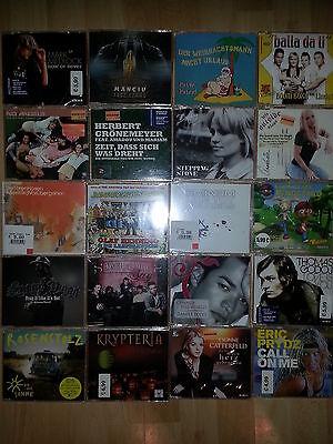 20 Maxi CDs - Unser Top-Seller Angebot !! NEU&OVP !!