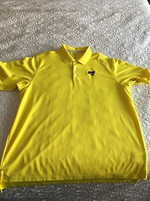 Northern Iowa Golf (NWOT University Of Northern Iowa Panthers Adidas Golf Men's Polo NCAA)