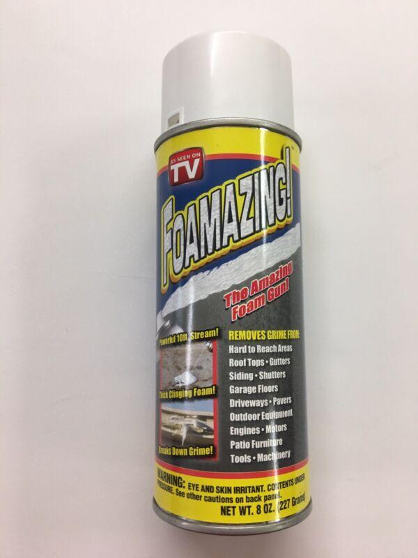 Foamazing The Amazing Foam Gun Cleaner 8 Oz Can