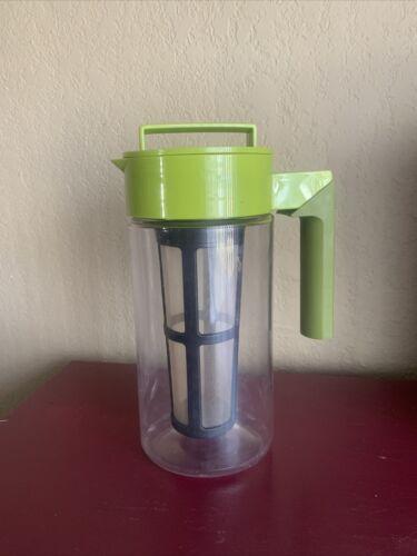 Takeya 10310 1 Quart Cold Brew Coffee Maker - Green