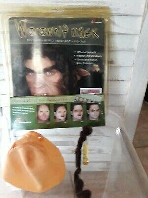 Werwolf Maske Profi Variante Film Karneval Motto Party Halloween Hollywood Kino