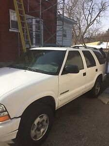 2004 Chevy Blazer Kitchener / Waterloo Kitchener Area image 1
