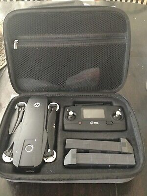 Supernal Stone HS720 foldable GPS drone 4K camera - with case and 2 batteries