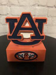 Auburn University Wood Desk Clock
