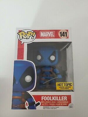Funko Pop! Marvel - Deadpool - Foolkiller #141 (Hot Topic EXCL)