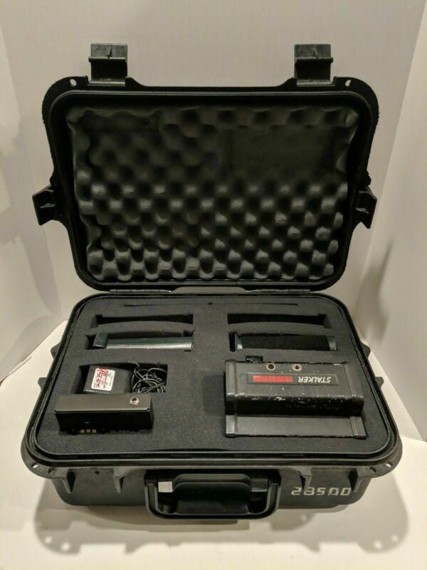 Stalker Police LIDAR  Laser Gun - Speed Range Distance Measuring Gun