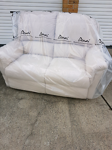 NEW COMFY FABRIC 2 SEATER Merrylands West Parramatta Area Preview