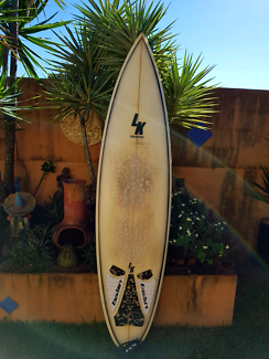 Local knowledge surf board