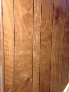 """""""Wanted""""  4x8 sheets of old wood paneling!!!!!"""