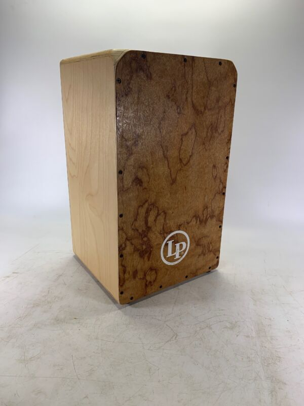 LP Americana wooden drum box latin precuision