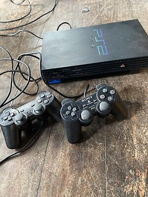 Sony PlayStation 2 Black Console (SCPH-39003)