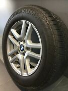 "BMW X5 E53 17"" GENUINE ALLOY WHEELS AND TYRES Carramar Fairfield Area Preview"