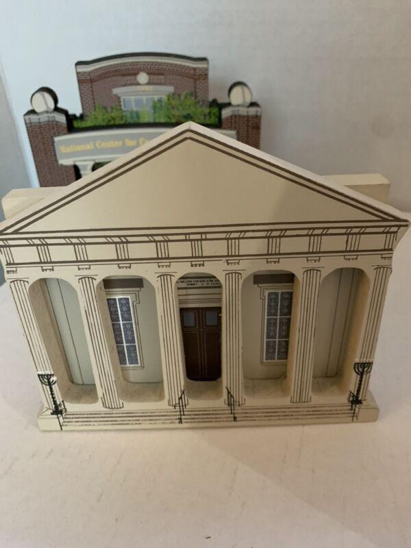Kahal Kadosh Beth Elohim Synagogue Charleston SC Historic Building Shelf Sitter