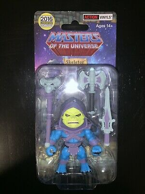 The Loyal Subjects Masters Of The Universe Sdcc 2016 Electric Skeletor MOTU