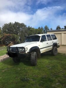 80 series landcruiser 1HDT GXL, feb 92, 8 seater auto