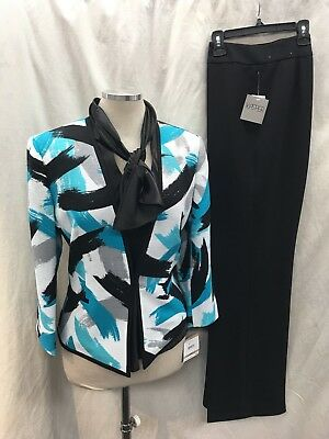 KASPER PANT SUIT/SIZE 18/TANK NOT INCLUDED/NEW WITH TAG/RETAIL