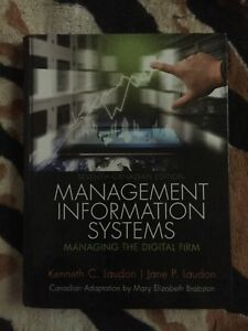 Management Information Systems-7th Canadian Edition