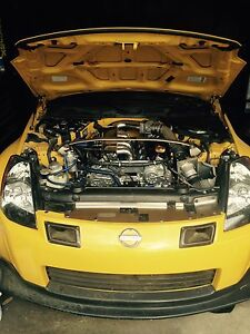 Nissan 350z  ARC High performance radiator