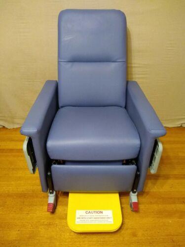 Champion Series 86 Chair Recliner Blue