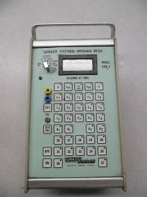 Grass Instruments Electrode Impedance Meter Ezm4a