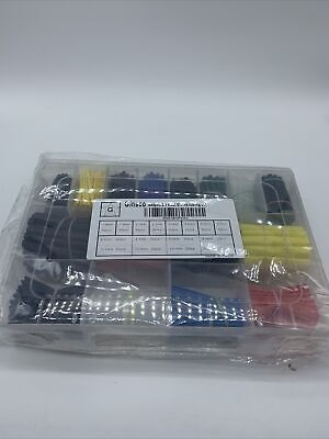 Ginsco 21 Heat Shrink Tube Set Combo Assorted 580 Pcs