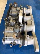 Twin 40mm Solex Carburettors and manifold to suit Ford Pinto. Richmond Yarra Area Preview