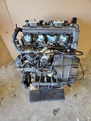 2014 09-14 Yamaha YZF R1 YZFR1 Complete Engine Motor Runs Excellent 4k