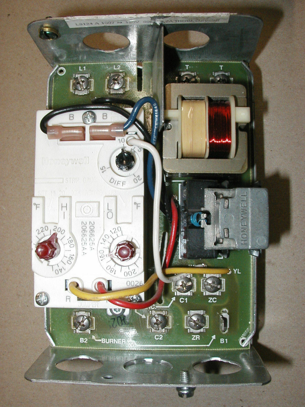 Swell Honeywell Triple Aquastat Wiring Action Wiring Library Wiring Digital Resources Operpmognl