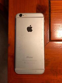 iPhone 6 , 16GB , Silver