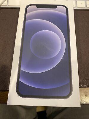 Apple iPhone 12 - 64gb - Black (Unlocked) *NEW