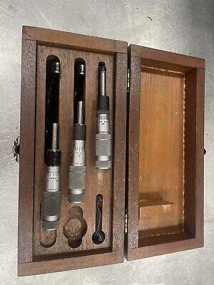 Brown Sharpe Micrometer 0-3