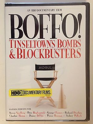 Boffo Tinseltowns Bombs  Blockbusters (DVD, 2006) HBO FILMS (NEW)