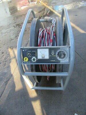 O139 Fultz Ground Water Sampling Pump Hose Reel Free Shipping