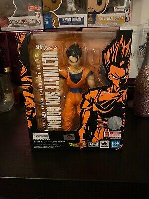 Bandai - S.H. Figuarts - Dragon Ball Z - Ultimate Son Gohan - '19 SDCC Exclusive Dragon Ball Z-ultimate Collection