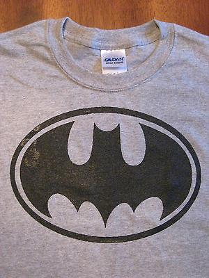 BATMAN T-Shirt  Super Hero Costume Everyday Wear- Cotton Variety Of Colors NEON](Batman Superhero Costumes)