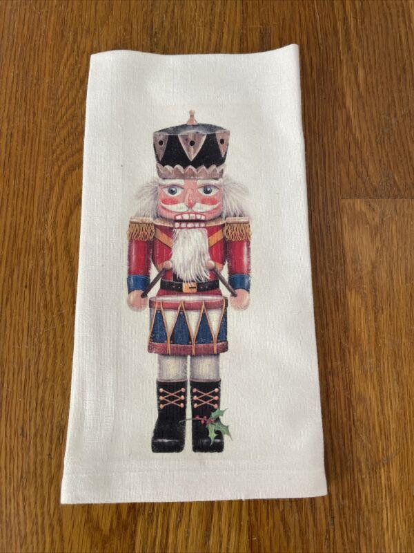 Mary Lake Thompson Nutcracker Kitchen Flour Sack Christmas Holiday Towel