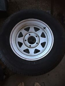 """15"""" white Sunraysias Ford Pattern $80  Brand New 0 Collingwood Park Ipswich City Preview"""