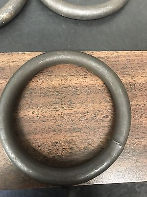 "3"" Lifting Ring Grade 80 4130 Alloy Steel"