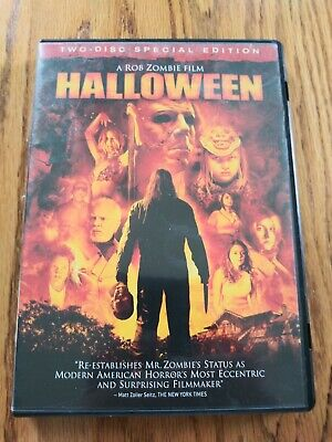 Halloween (DVD, 2007, 2-Disc Set, Theatrical Version Full Frame and Widescreen)