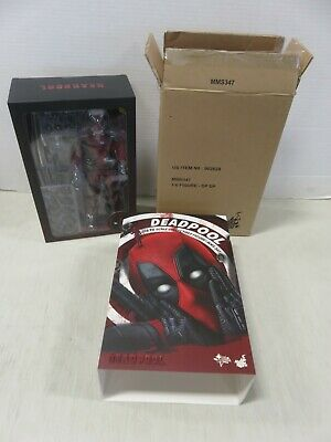 Hot Toys MMS347 Deadpool 1/6 Scale Action Figure ZQ