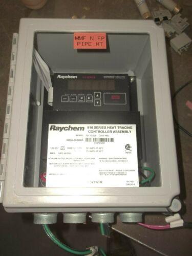 RAYCHEM 10170-026 910 SERIES HEAT TRACING CONTROL ASSEMBLY 120-277 VAC (634)
