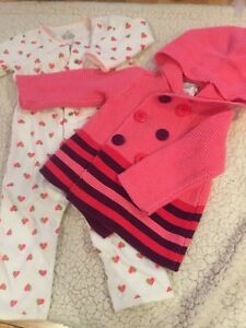 6-9 month baby girl jacket