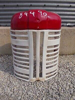 International 350 300 Utility Tractor Orginal Factory Ihc Front Nose Cone Grill