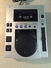 Pioneer CDJ100 DJ CD Player Melbourne CBD Melbourne City Preview