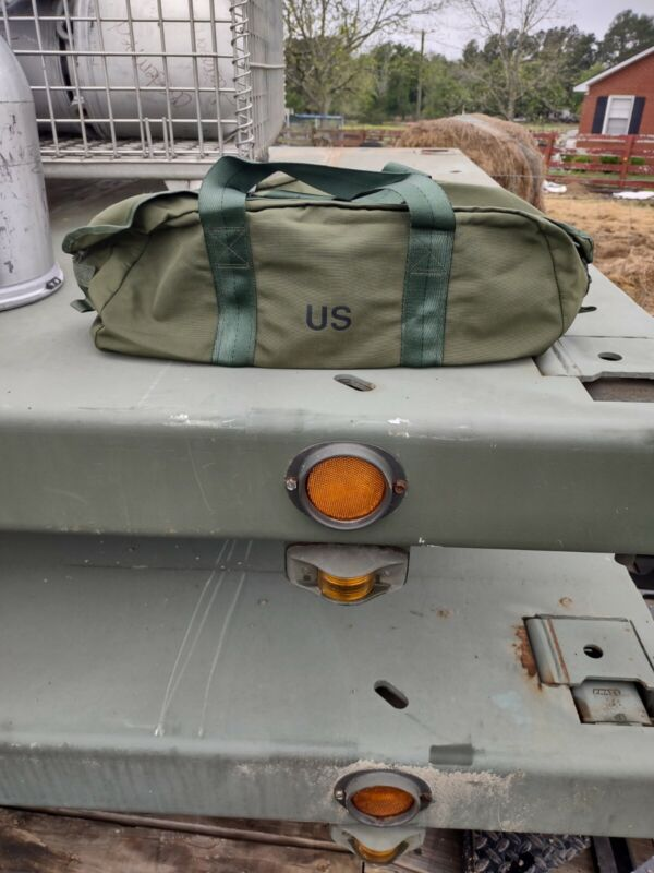 Military Mechanics Tool Bag/Canvas/New/U.S. Issue