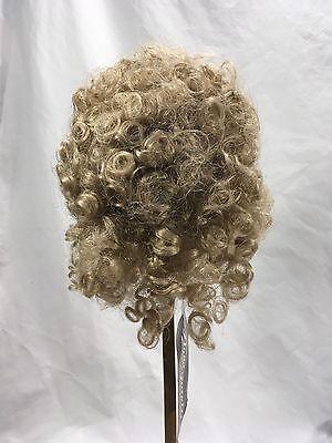 Vintage doll wig by dollspart size 13 blond (2)