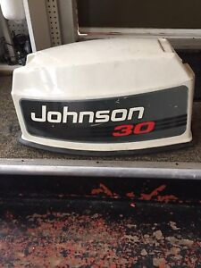20/30HP Johnson Outboard Parts Motor  1993