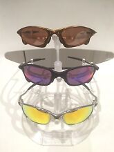 Oakley 3-Tier Clear Plastic Stand 4.0 INCLUDES postage in Aus Stonyfell Burnside Area Preview
