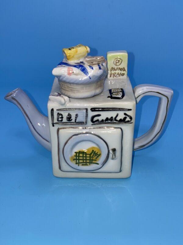 Vintage Paul Cardew Designer Teapot - Dryer